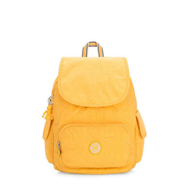 City Pack Medium Backpack - Vivid Yellow