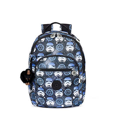 Star Wars Seoul Go Small Printed Backpack - Interstellar Storm
