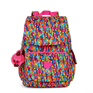 City Pack Printed Backpack