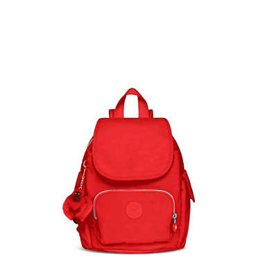 City Pack Extra Small Backpack - Cherry