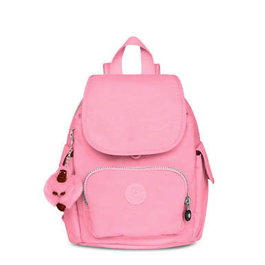 City Pack Extra Small Backpack - Pink Macaroons