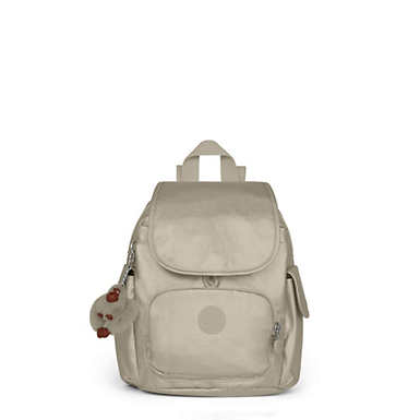 City Pack Extra Small Metallic Backpack