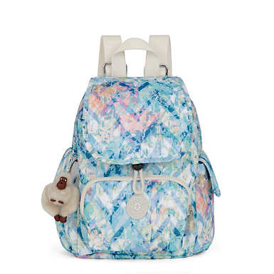City Pack Extra Small Printed Backpack - Boogie Beach