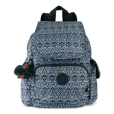 City Pack Extra Small Printed Backpack - Geometric Bliss