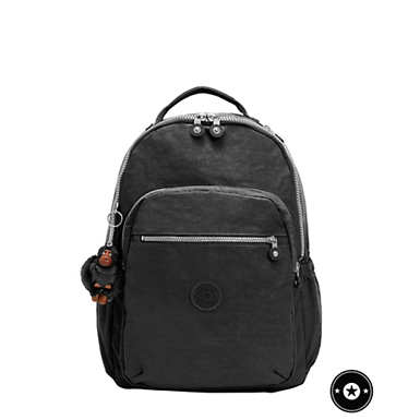 "Seoul Go Large 15"" Laptop Backpack - Black Classic"