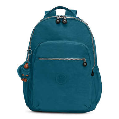"Seoul Go Large 15"" Laptop Backpack - Gleaming Green"