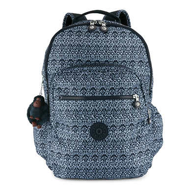 "Seoul Go Large Printed Laptop 15"" Backpack - undefined"