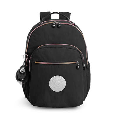 Seoul Go Large Laptop Backpack - Black