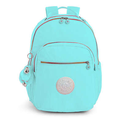 "Seoul Go Large 15"" Laptop Backpack - Blue Splash"