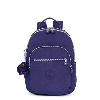 Seoul Go Small Backpack - Berry Blue