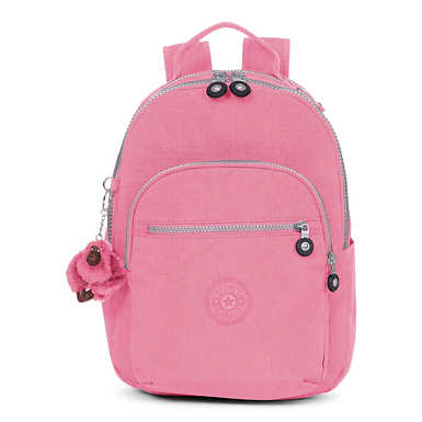 Seoul Go Small Backpack - Pink Macaroons
