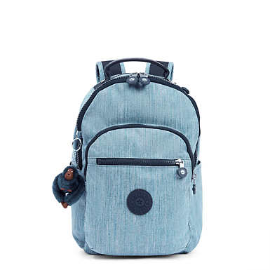 Seoul Go Small Backpack - Indigo Blue