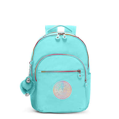 Seoul Go Small Backpack - Blue Splash