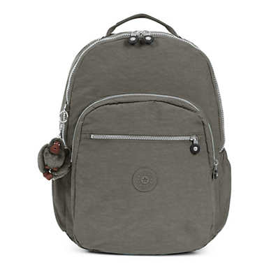 Seoul Go Extra Large Laptop Backpack - Dusty Grey
