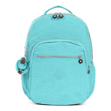 Seoul Go Extra Large Laptop Backpack - Blue Splash