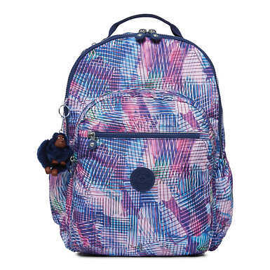 "Seoul Go Extra Large Printed 15"" Laptop Backpack - Radiant Splash"