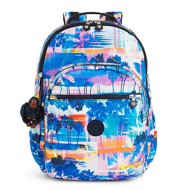 Seoul Go Extra Large Printed Laptop Backpack - Printed Prism