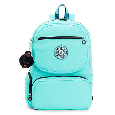 Dawson Large Laptop Backpack - Blue Splash