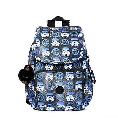 Star Wars City Pack Printed Medium Backpack - Interstellar Storm