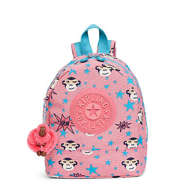 Sienna Small Printed Kids Backpack - undefined