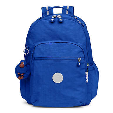 "Seoul Go Large Reflective 15"" Laptop Backpack - Cobalt Blue"