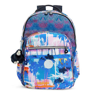 Seoul Go Large Laptop Backpack - Printed Prism Combo