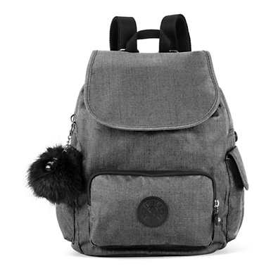 City Pack Small Backpack - Cotton Grey