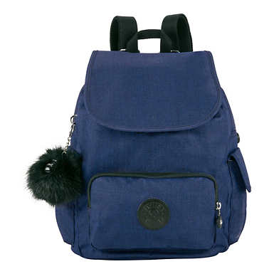 City Pack Small Backpack - Cotton Indigo