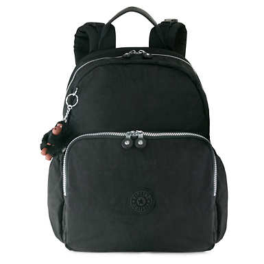 Maisie Diaper Bag Backpack - Black