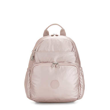 Maisie Metallic Diaper Bag Backpack