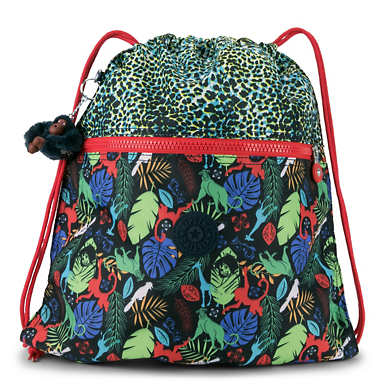 Disney's Jungle Book Supertaboo Backpack - Bare Necessities Combo