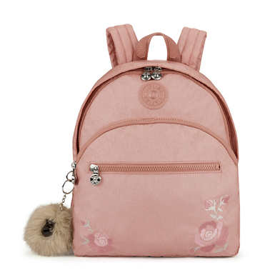 Paola Backpack - Metallic Blush