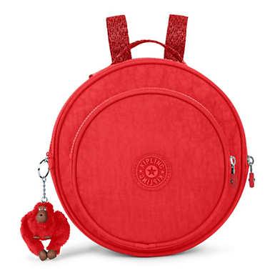 Rani Round Backpack - Cherry T