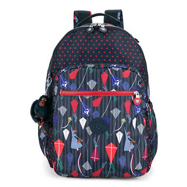 Disney's Mary Poppins Returns Seoul Go Large Printed Laptop Backpack - Fly a Kite Mix