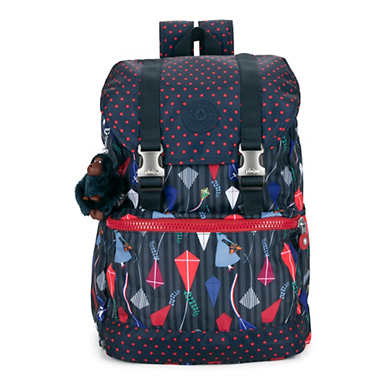 Disney's Mary Poppins Returns Experience Printed Backpack - Fly a Kite Mix