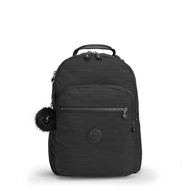 Clas Seoul Large Laptop Backpack - True Dazz Black