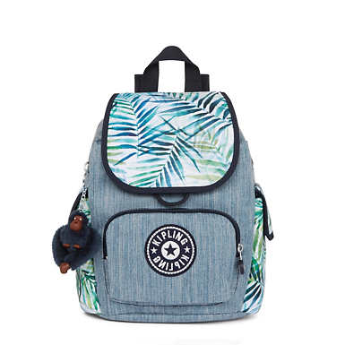 City Pack Extra Small Backpack - Lively Meadow Blue