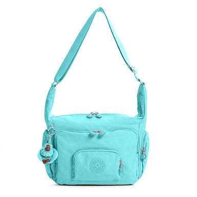 Erica Crossbody Bag - Blue Splash