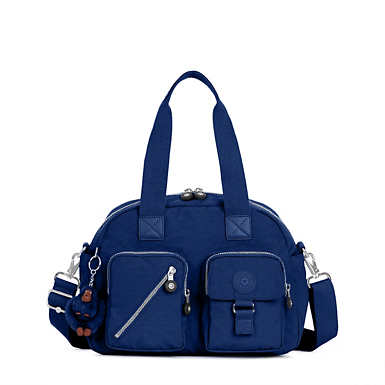 Defea Handbag - Ink Blue