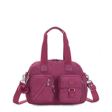 Defea Handbag - Stone Purple