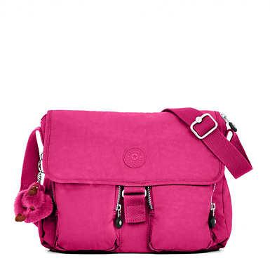 New Rita Medium Crossbody Bag - Very Berry