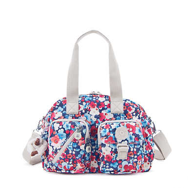 Defea Printed Handbag - Holly Dream