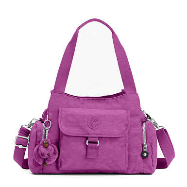 Felix Large Handbag - Lilac Dream Purple