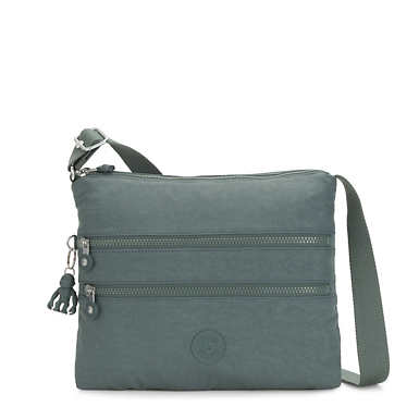 Alvar Crossbody Bag - Light Aloe