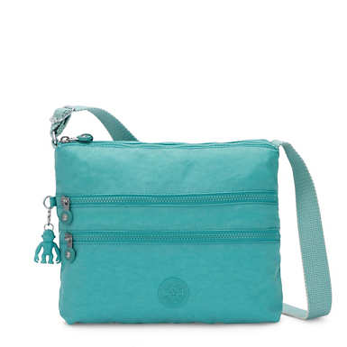Alvar Crossbody Bag - Seaglass Blue