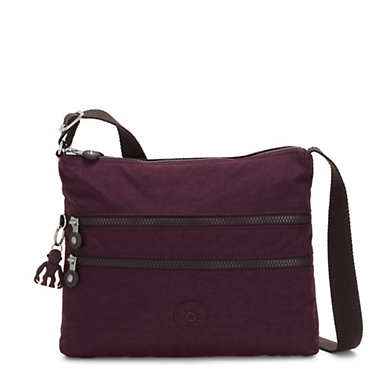 Alvar Crossbody Bag - Dark Plum