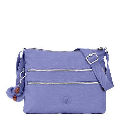 Alvar Crossbody Bag - Bold Purple