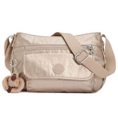 Syro Crossbody Bag - Gleaming Gold