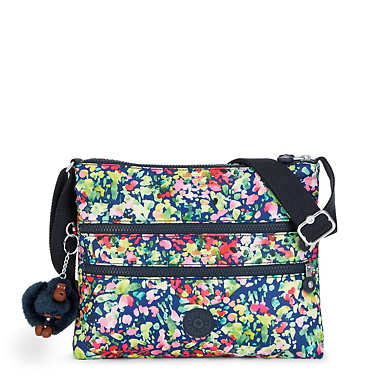 Alvar Printed Crossbody Bag - Sweet Bouquet