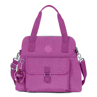 Pahneiro Handbag - Lilac Dream Purple